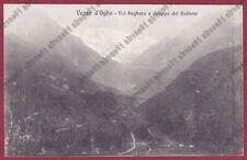 BRESCIA VEZZA D'OGLIO 24 VAL PAGHERA - BAITONE Cartolina