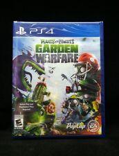 Plants vs. Zombies: Garden Warfare  (Sony PlayStation 4, 2014) Brand New
