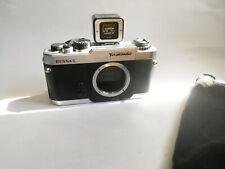 Voigtlander BESSA-L 35mm Camera Body M39 Anschl. + Aufstecksucher, gut erhalten