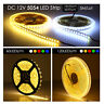 5M 300 600 LEDs SMD 5054 5050 White LED Strip Light LED Diode Ribbon Tape 12V