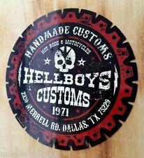 Hellboys Red Old School Sticker Motard Autocollant Vintage Retro tuning v8 États-Unis
