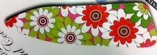 "Padded Ironing Board Cover and Pad, Colorful Flowers (for 54"" boards), by Bh"
