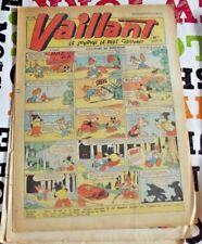 VAILLANT N°218 Placid et Muzo Chasse et camping 1949
