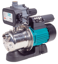 Onga Jsm100 Automatic Constant Pressure Garden Irrigation Pump