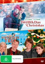 On The Twelfth Day Of Christmas / The National Tree DVD 2-MOVIES NEW RELEASE R4