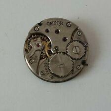 Omega mouvement 55231Caliber montre ancienne, manual movement vintage Watch