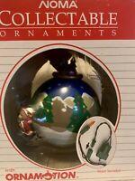 NOMA 1989 Ornamotion CHRISTMAS ORNAMENT Motion  Vintage NEW