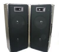 Realistic PA-95 Sound Reinforcement Public Address Speaker System