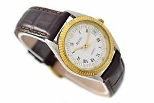 Vintage Bulova Quartz Roman Dial Ladies Watch 44