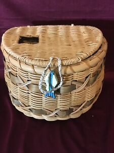 Small Creole Fishing Decoration Basket