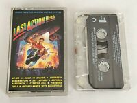 Last Action Hero (Music From The Original Motion Picture) ~ CT 57127, Cassette