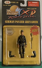 21st Century Ultimate Soldier Toys XD 1:18 German Panzer Grenadier WWII  # 10208
