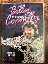 AN AUDIENCE WITH BILLY CONNOLLY ~ 1985 Comedy Classic | DVD