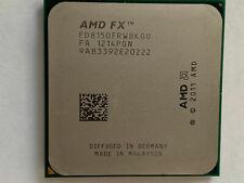 AMD Procesador AMD FX 8150 3.6Gh AM3+ 8 nucleos 4.2ghz TURBO
