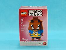 Lego Brickheadz 41596 Beast New Sealed 2017 Disney Beauty and the Beast