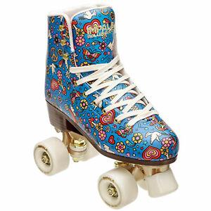 Impala Quad skates Rollerskate Rollerskates Rollschuhe Artistik Harmony Blau NEU