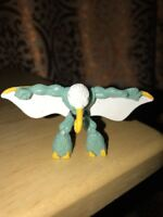 Gormiti Giochi Preziosi PVC Action Figure Teal / Yellow / White Wings # 8 (1)!