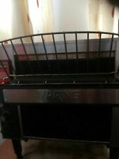 Waring Commercial Double Feed Conveyor Toaster cafes hotel pubs fast food