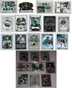 DALLAS STARS HOCKEY CARDS U PICK FROM $1.00 AND UP ROOKIES-JERSEYS-AUTOGRAPHS