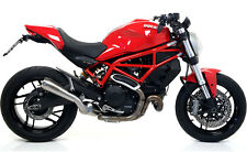 TERMINALI DI SCARICO ARROW PRO-RACE NICHROM EURO4 CATALITICO DUCATI MONSTER 797
