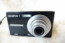 Olympus X-Series X-15 8.0MP Digital Camera - x15 retro 8mp