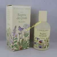 ERBOLARIO Acqua Profumo REGINE DEI PRATI 50ml donna eau de parfum Queens meadows