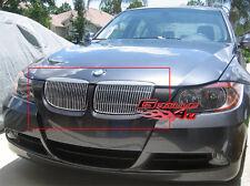 Fits BMW 325I/330I Vertical Billet Grille Insert 06-07