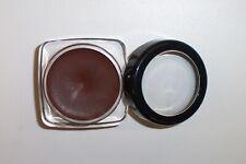 Chocolate Brown-All Natural Lip Gloss Pot-Lip Color Makeup (Single item)