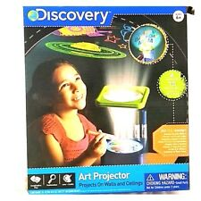 Discovery Kids Wall & Ceiling Art Projector NEW