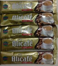 20  Tongkat Ali Cafe Ginseng Coffee Sachets 5 in 1 Singles Gold AliCafe Herbal