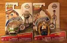 Disney Pixar Toy Story Hatch N Heroes Eggs Woody & Buzz Lightyear Easter Toys