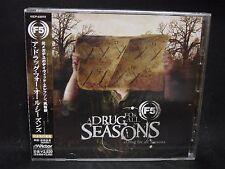 F5 A Drug For All Seasons JAPAN CD Megadeth Flotsam And Jetsam Sickspeed