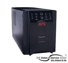 APC Smart USV 1500 230V unbenutzt, produziert in 2012/2013 SUA1500I ohne Akku´s