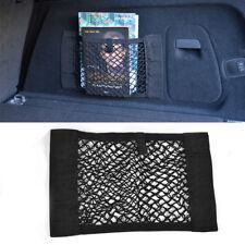 Car Trunk Bag Interior Organizer Rear Seat Storage Mesh Cargo Net Holder Pocket