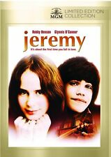 Jeremy DVD (1973) - Robby Benson, Glynnis O'Connor, Arthur Barron