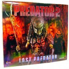 Predator 2 Movie Masterpiece Lost Predator Collectible Figure