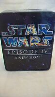 Star Wars Episode IV A New Hope Metal Tin or Lunchbox from 2006