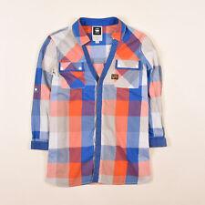 G-Star Raw Damen Hemd Shirt Freizeithemd Gr.S (DE 36) Bluse Stern Dress 80800