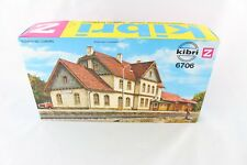 Kibri 6706 Bausatz Bahnhof Rodach Spur Z Neu & OVP