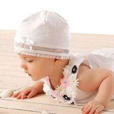 * Venta Bebé Niña de Punto De Invierno Sombrero estilo ruso ribete de piel//Bufanda Rosa conectado