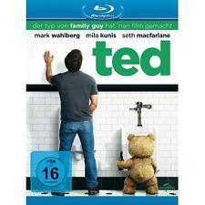 ted/Blu-Ray/Mark Wahlberg/Mila Kunis/Seth McFarlane