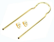 22'' lowrider BICYCLE SISSY BAR with CLAMP GOLD. lowrider bike parts 232113