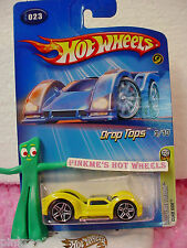 2005 #3 FE Hot Wheels CURB SIDE #023/23∞yellow w/pr5∞First Editions Drop Tops