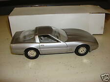1984 CHEVY CORVETTE PROMO CAR Silver