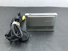 Sony Cyber-shot DSC-T20 8.1MP Digital Camera - Silver