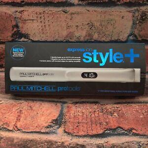 Paul Mitchell Pro Tools Express Ion Style+ Ceramic Flat Iron ~~NEW OPEN BOX~~
