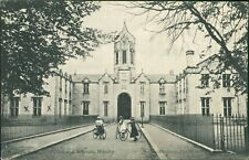 HUNTLY. Gordon Schools. Girls On Bicycles. Posted 1905. Mackenzie AK.564