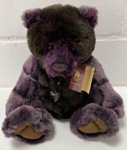 Charlie Bears Retired Blackbeary Bear CB141437