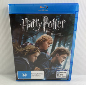 Harry Potter And The Deathly Hallows Part 1 Blu-ray & DVD