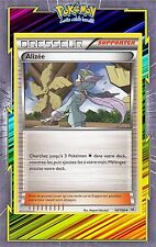 Alizée - XY6:Ciel Rugissant - 96/108 - Carte Pokemon Neuve Française